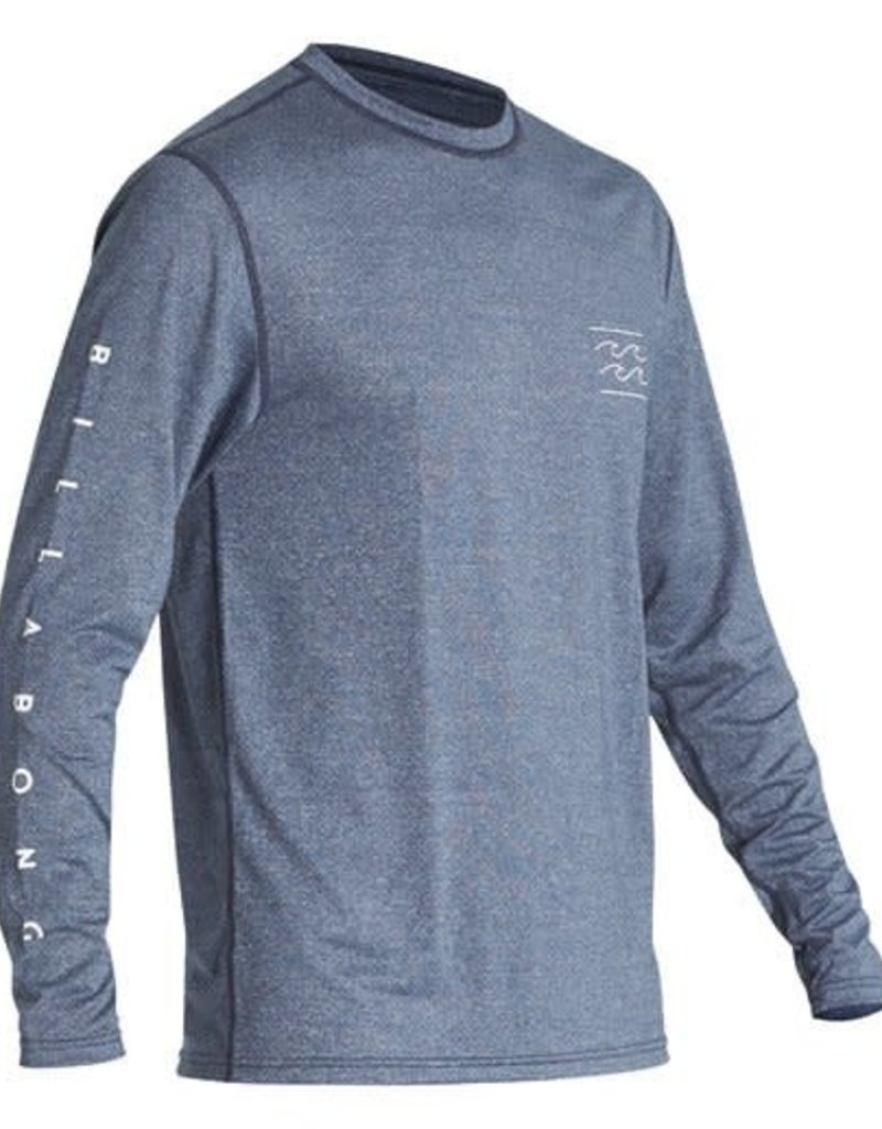 Billabong Billabong Unity Loose Fit Long Sleeve Surf Shirt