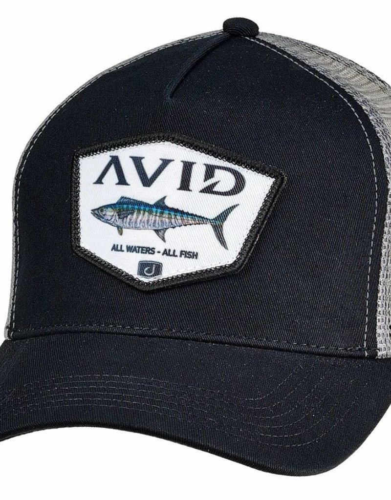Avid AVID Wahoo Crest Trucker Hat