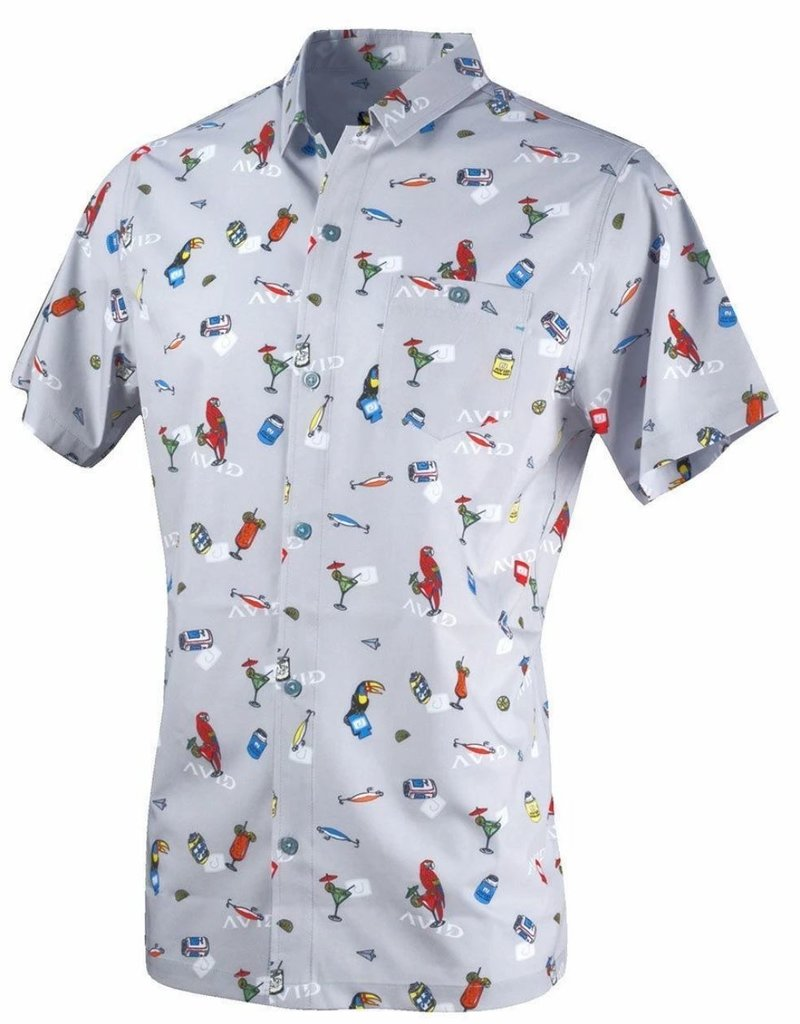 Avid AVID Coastal Lifestyle Sport Shirt