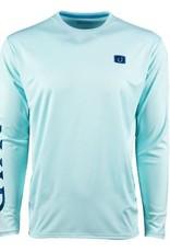 Avid AVID Water Camo AVIDry (50+ UPF) Shirt
