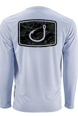Avid AVID Youth Black Camo AVIDry Long Sleeve Shirt