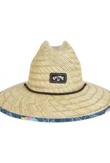 Billabong Billabong Tides Print Lifeguard Straw Hat