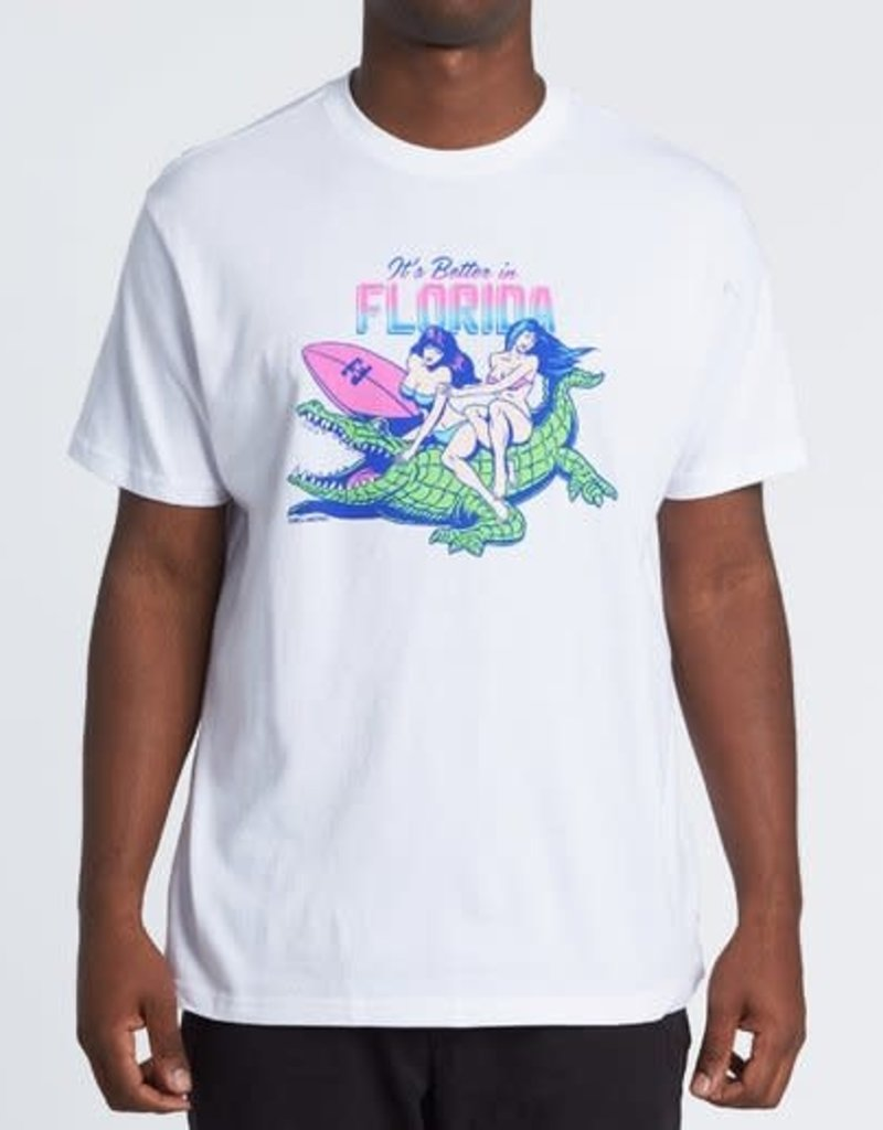 Billabong Billabong Its Better Short Sleeve T-Shirt