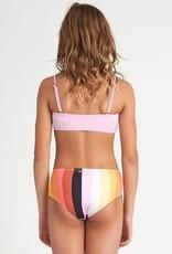Billabong Billabong Girls Sunset Glow 3 Piece Bikini Set