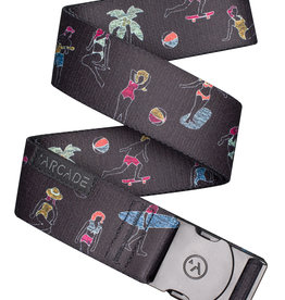 Arcade Belts Arcade Ranger Belt - Black/Beach Bod