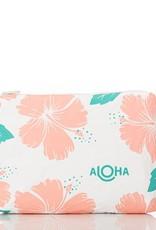 Aloha Collection Aloha mid Hibiscus, guava