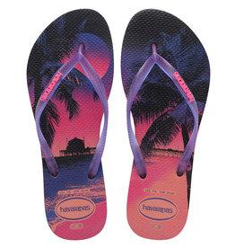 Havaianas Havaianas Slim Paisage Sandal