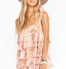 Show Me Your Mumu Show Me Your Mumu Rowen Ruffle Dress