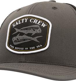Salty Crew Salty Crew Double Up Retro Trucker Hat