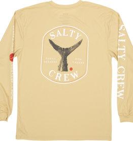 Salty Crew Salty Crew Fishstone Long Sleeve Tech Tee