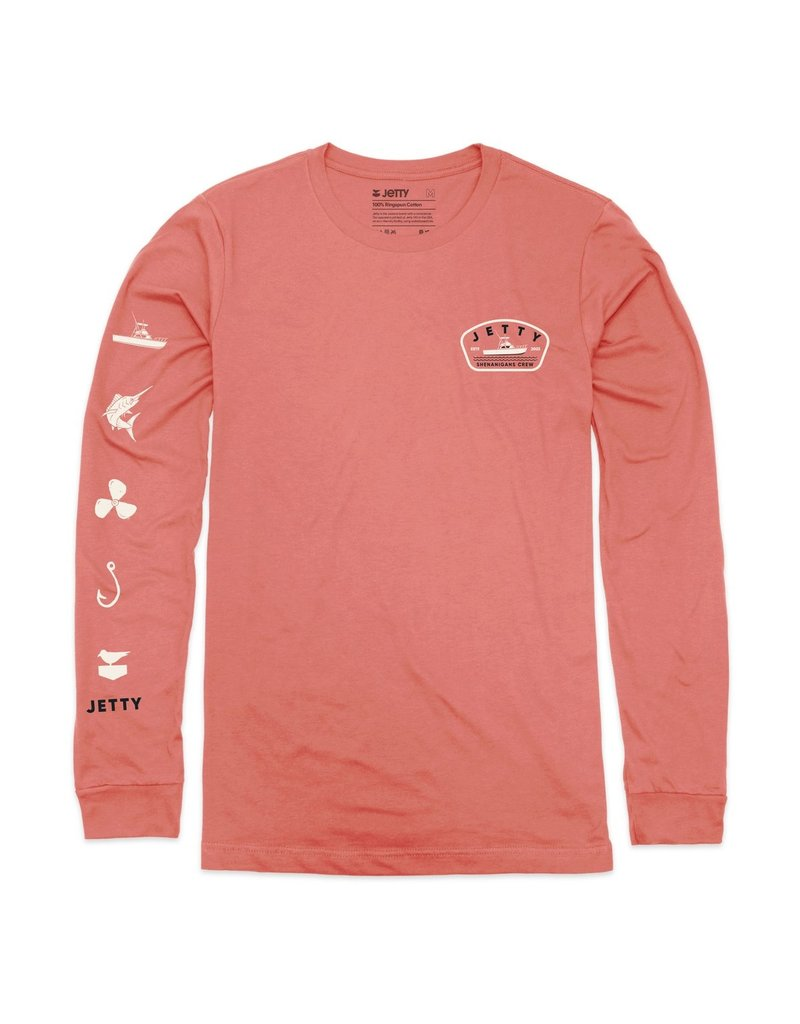 Jetty Jetty Shenanigans UV Long Sleeve Tee