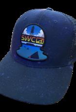 Skinny Water Culture SWC Blast Off Hat - Navy