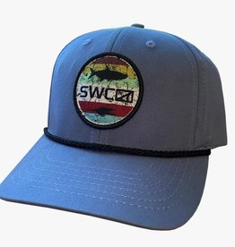 Skinny Water Culture SWC Floater Hat - Slate