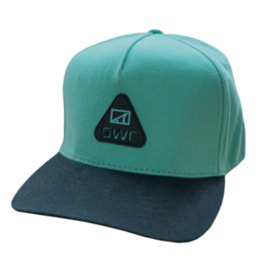 Skinny Water Culture SWC Channelside Hat Aqua