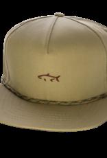 Skinny Water Culture SWC Oceanside Hat Khaki