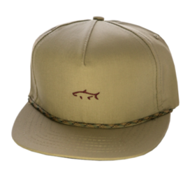 Skinny Water Culture SWC Oceanside Hat Khaki