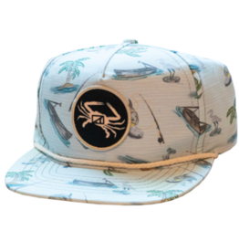 Skinny Water Culture SWC Grand Slam Drifter Hat