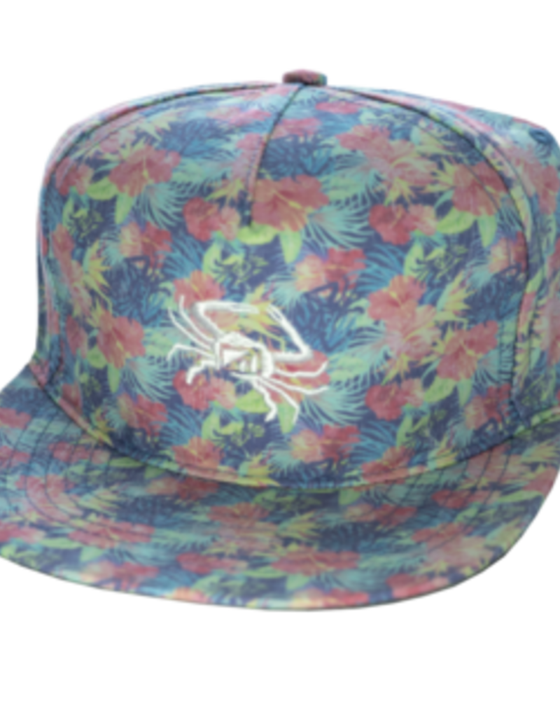 Skinny Water Culture SWC Drifter Floral Hat