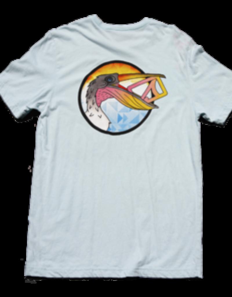 Skinny Water Culture SWC Pelican Mullet T-Shirt