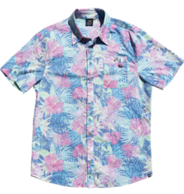 Skinny Water Culture SWC Bahama Party Woven Shirt