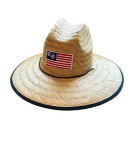 Skinny Water Culture SWC American Drifter Life Guard Hat