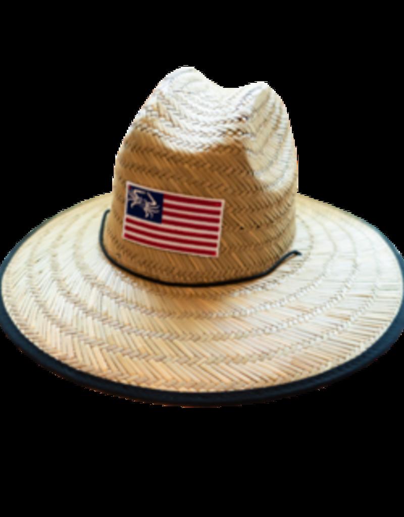 Skinny Water Culture SWC American Drifter Life Guard Hat