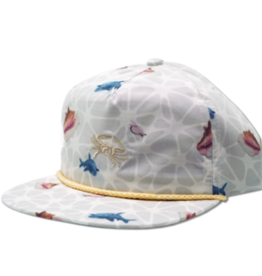 Skinny Water Culture SWC Week Off 5 Panel Hat