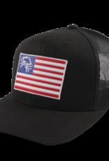 Skinny Water Culture SWC American Drifter 6 Panel Hat