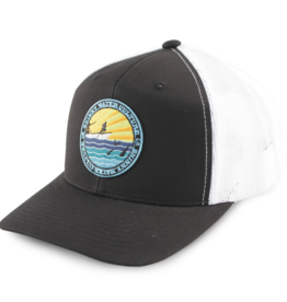 Skinny Water Culture SWC 2:00 Perm 6 Panel Hat
