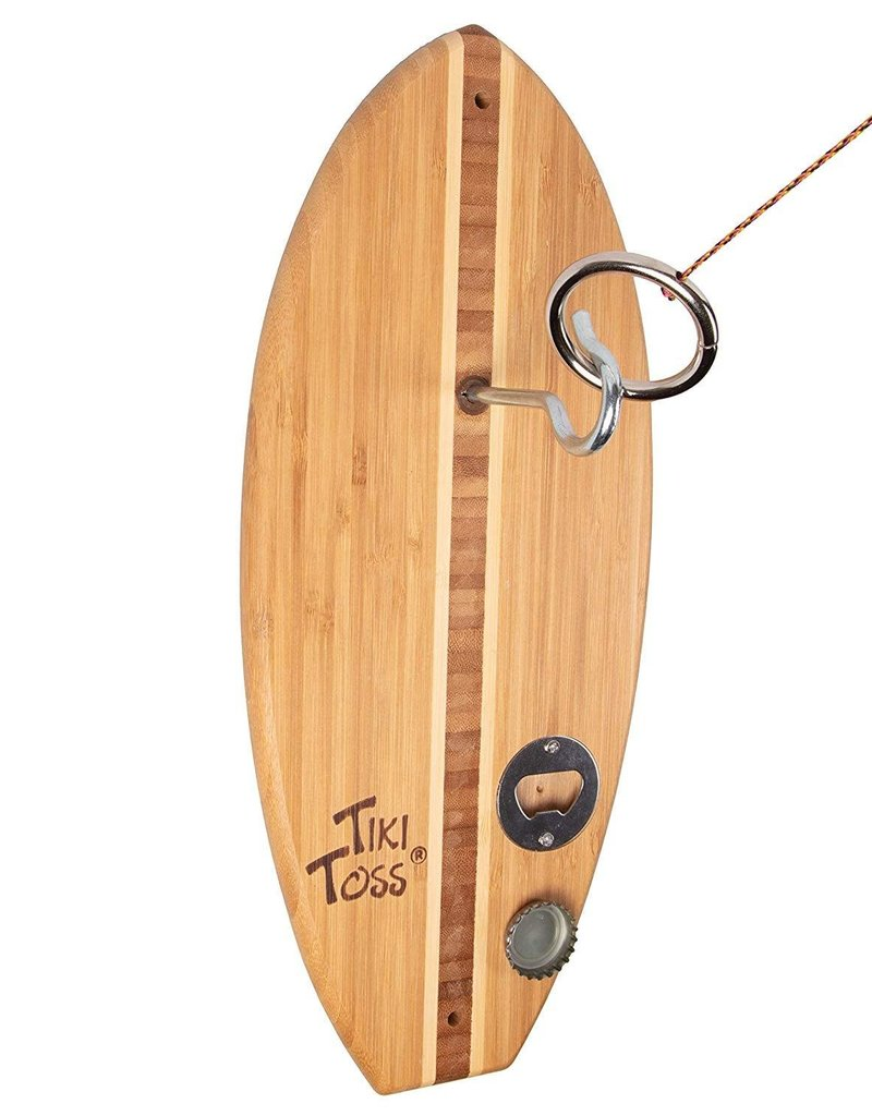 Tiki Toss Tiki Toss Surfboard Bottle Opener