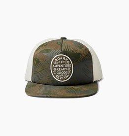 Roark Roark Camo A.R.G. Snapback Hat
