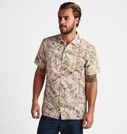 Roark Roark Java Leaf Button Up Shirt