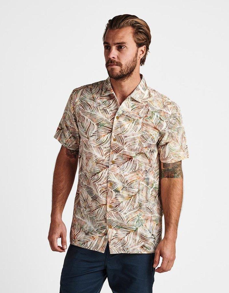 Roark Roark Java Leaf Button Up Shirt