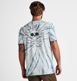 Roark Roark Fear The Sea Tie Dye T-Shirt