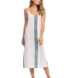 Roxy Roxy Avila Beach Strappy Midi Dress