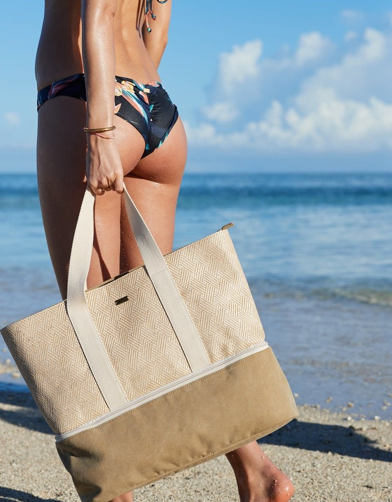 Roxy Roxy On The Next Wave Large Beach Tote