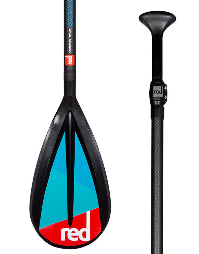 Red Paddle Co Red Carbon 50 Nylon 3pc Paddle