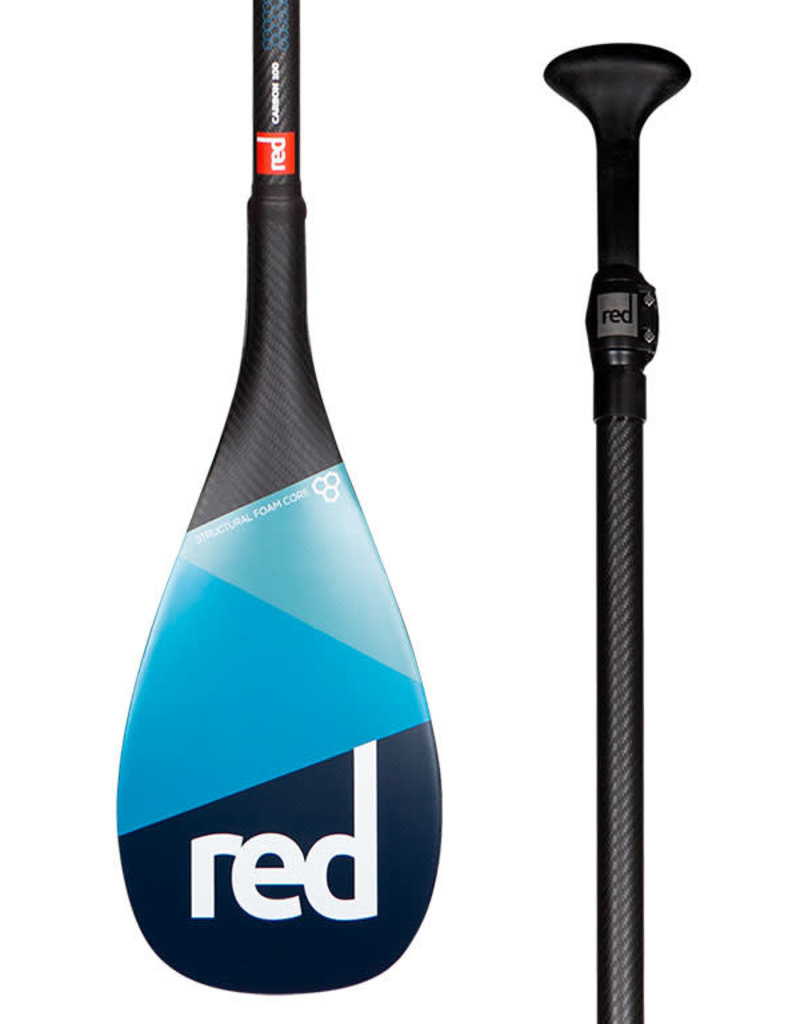 Red Paddle Co Red Carbon 100 3pc Cam Lock Paddle