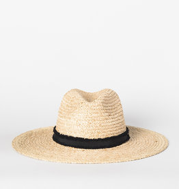 Rip Curl Rip Curl Sunsetters Straw Panama Hat Natural