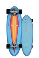 """Carver Carver C7 Raw 31"""" Blue Haze Surfskate Complete"""