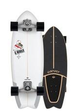 "Carver Carver CX Raw 29.25"" CI Pod Mod Surfskate Complete"