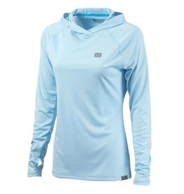Avid AVID Womens Hooded Avidry L/S (50+ UPF)