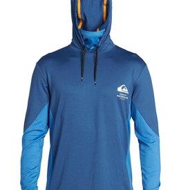 Quiksilver Quiksilver Waterman Angler Hooded Long Sleeve UPF 50 Surf T-Shirt