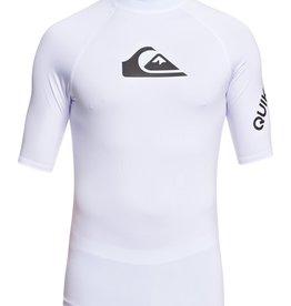 Quiksilver Quiksilver All Time Short Sleeve UPF 50 Rashguard