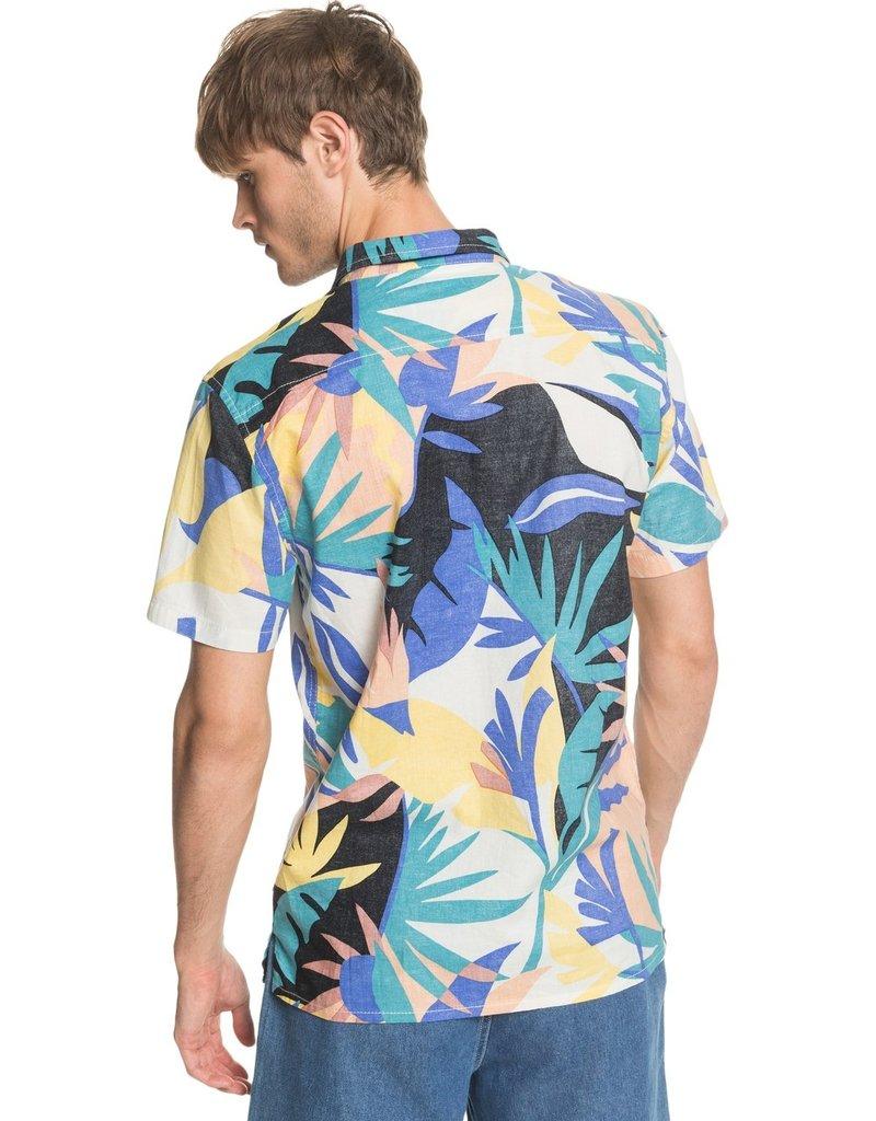 Quiksilver Quiksilver Tropical Short Sleeve Shirt