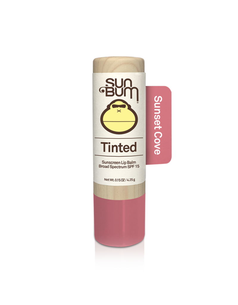 Sun Bum Sun Bum SPF 15 Tinted Lip Balm - Sunset Cove