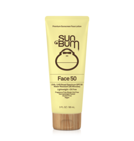 Sun Bum Sun Bum SPF 50 Face Lotion 3oz