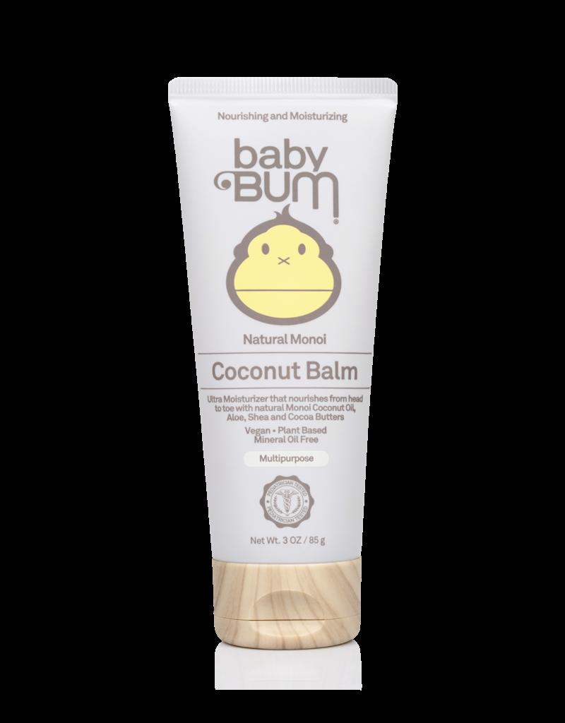 Sun Bum Sun Bum Baby Coconut Balm Natural Monoi 3 oz