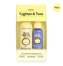 Sun Bum Sun Bum Blonde Lighten & Tone Kit