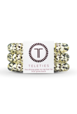 Teleties Teleties Snow Leopard 3 Pack - Small